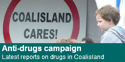 Latest reports on drugs in Coalisland